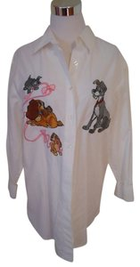 Disney Button Down Shirt
