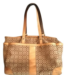 Coach Multifunction Diaper Bag