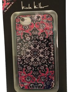 Nicole Miller Nicole Miller Hardshell Case with Flexible TPU Insert for iPhone 6/6s