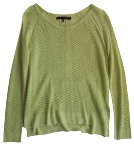 Rag & Bone Neon Lime Sweater