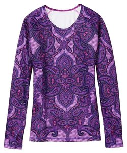 Athleta SIERRA NEVADA MIDWEIGHT THERMAL TOP