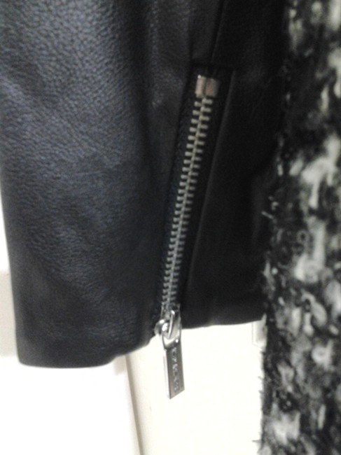 Michael Kors black and white Jacket