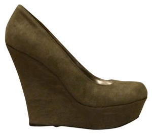 Mossimo Supply Co. Gray Wedges