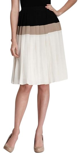 Raoul Striped Pleated Skirt - 74% Off Retail delicate