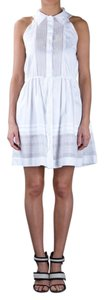 Ermanno Scervino short dress white on Tradesy