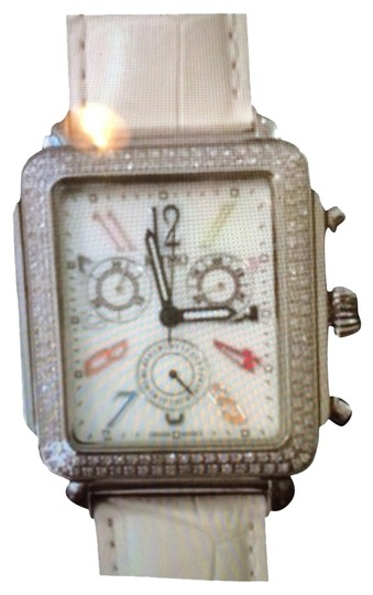 Ritmo di Perla VINTAGE/RITMO ATHENA WATCH w 1 Karat Of DIAMONDS