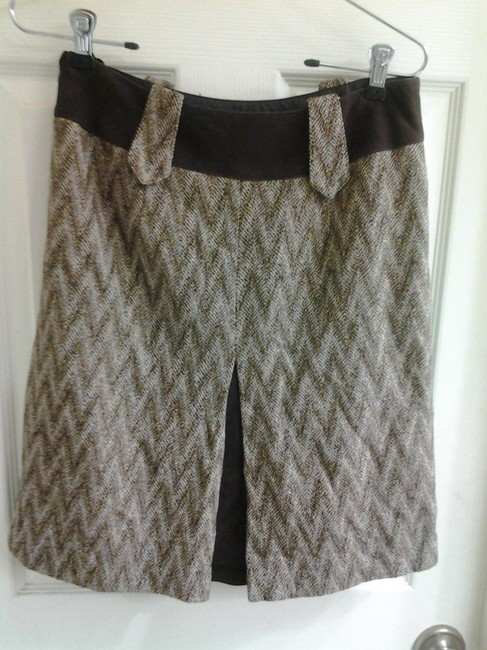 Etcetera Skirt Brown and beige