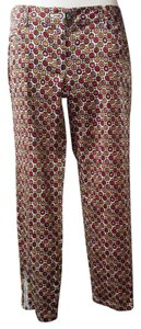 Skyes the Limit Straight Pants multi color