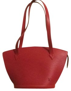 Louis Vuitton Tote in Rougue