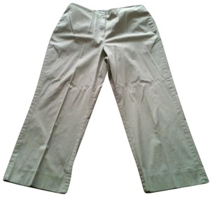Brooks Brothers Relaxed Fit Business Casual Khaki/Chino Pants Beige