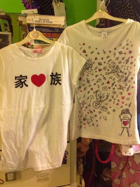 Hollister Abercrombie Aeropostale Charlotte Russe Guess Hurley Hot Topic Obey Forever 21 Cute T Shirt 12 lot of t-shirts