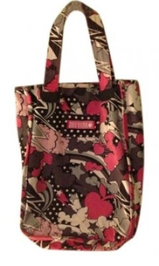 Zoo York Tote in Black, Pink, White