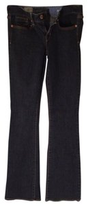 Gap Boot Cut Boot Cut Jeans Blue Dark Blue Pants