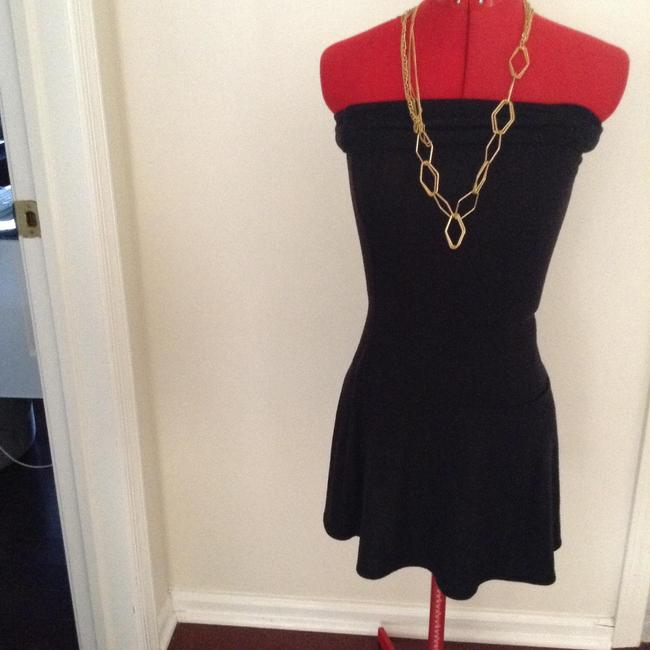Guess short dress Black on Tradesy