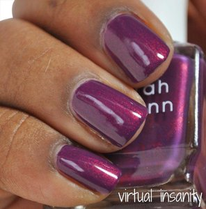 Deborah Lippmann VIRTUAL INSANITY (mini Nail Polish) Barney's New York Exclusive
