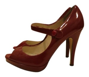 Steven by Steve Madden Red Pumps