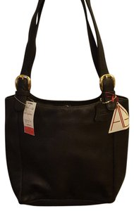 A.Giannetti Leather Vintage Hobo Bag