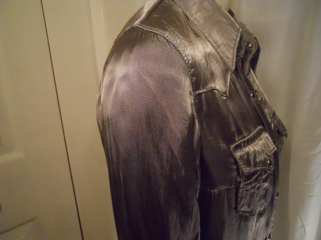 True Religion Top pewter/silver Image 11