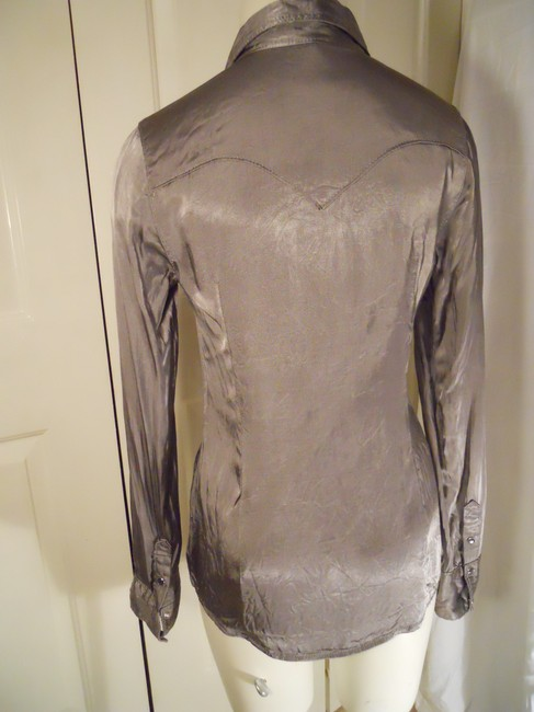 True Religion Top pewter/silver Image 7