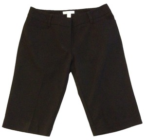 New York & Company Shorts Black