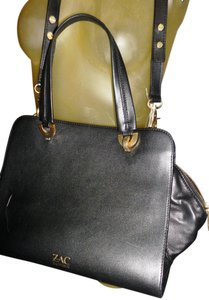 Zac Posen Leather Eartha Shoulder Bag
