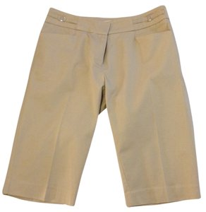 New York & Company Shorts Khaki