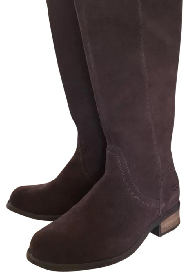 41f8cd46008 UGG Australia Brown Seldon Stout Suede Boots/Booties Size US 7 Regular (M,  B) 57% off retail