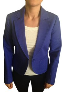 Willi Smith Indigo Blazer