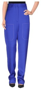 Cline Straight Pants Blue