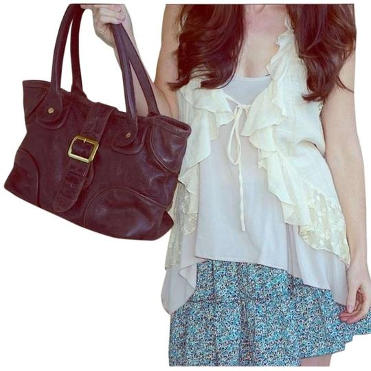 Preload https://item1.tradesy.com/images/jj-winters-brown-leather-satchel-134355-0-1.jpg?width=440&height=440