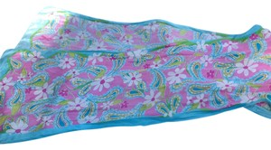 Lilly Pulitzer Lilly Paisley Scarf