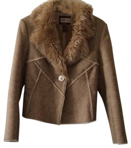 Have a pleasant Camel Leather Jacket