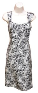 Alfani Silk Floral Sleeveless Shift Dress