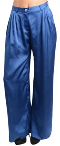 Other Wide Leg Pants blue