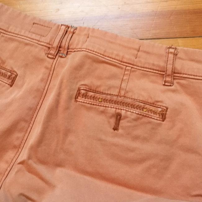 Anthropologie Cuffed Shorts Nantucket red Image 6