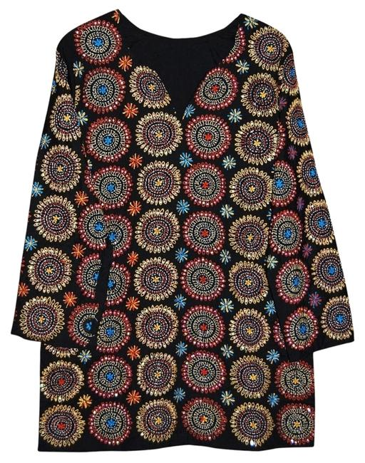 Preload https://img-static.tradesy.com/item/13437133/hand-embroidered-silk-tunic-size-6-s-0-1-650-650.jpg