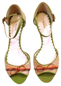 Marc by Marc Jacobs Tan Sandals