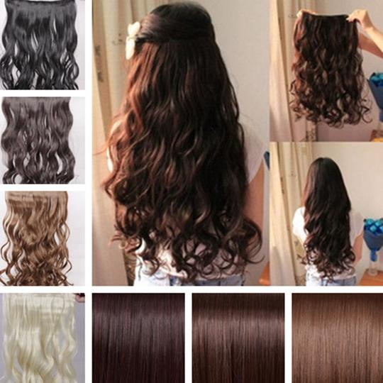 Preload https://item1.tradesy.com/images/light-brown-bogo-free-wavy-full-head-extension-free-shipping-hair-accessory-1343735-0-0.jpg?width=440&height=440