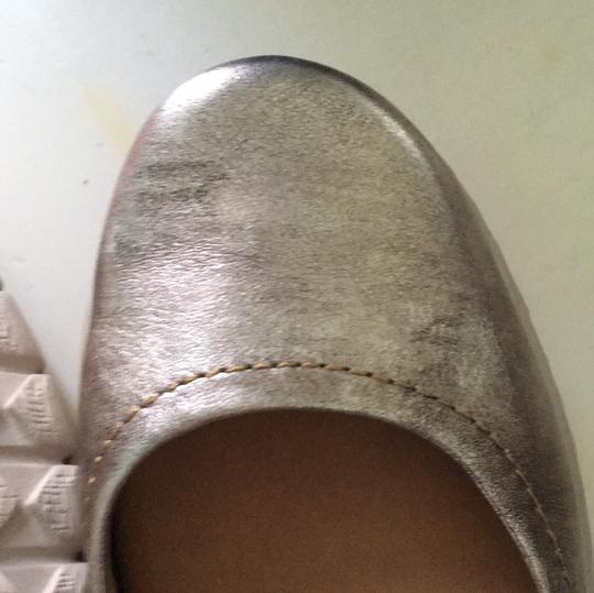 Nordstrom Silver Flats Image 4