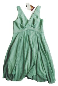 Mint Green Maxi Dress by Mary L Couture