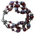 Other Red Glass Bead Bracelet Image 0