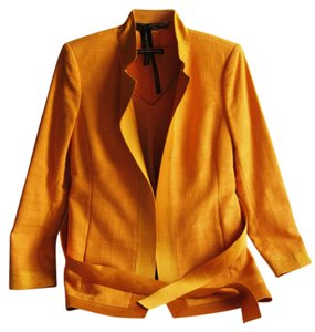 Ellen Tracy Lotus Style Sets Mandarin Jacket