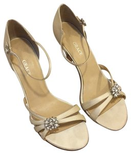 Grace Footwear Ivory Formal
