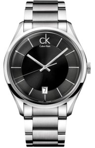 Calvin Klein Calvin Klein Male Dress Watch K2H21104 Black