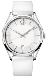 Calvin Klein Calvin Klein Male Dress Watch K2H21101 White