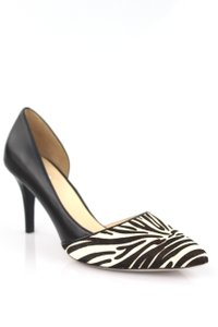 Cole Haan Zebra, Black Pumps