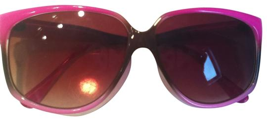 Unknown pink sunglasses
