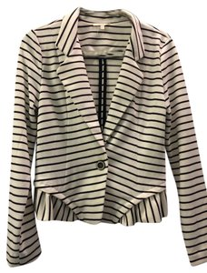 Le Mystère Black and white Jacket