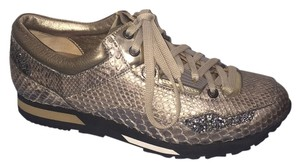 Lanvin Silver and Gold Athletic