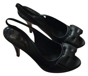 Juicy Couture Black Pumps